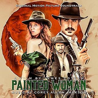 Corey Allen Jackson - Painted Woman - O.S.T. [CD] USA import