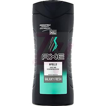 Axe - Galaxy Frisk Body Wash SHOWER GEL Apollo - 500ML