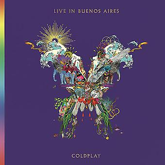Coldplay - Live in Buenos Aires [CD] USA import