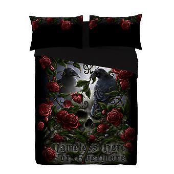 Wild star - forevermore - duvet & pillow covers set kingsize
