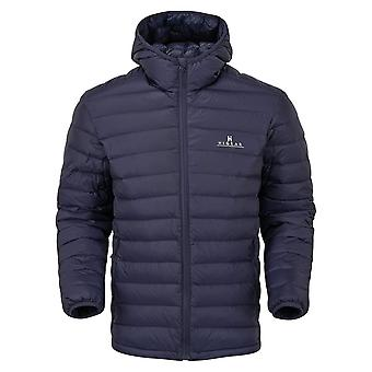 Hi-Gear Men's Packlite Alpinist Down Jacket Navy