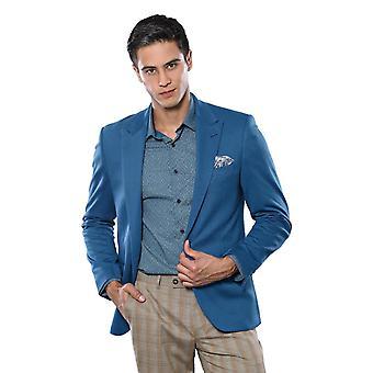 Navy blue blazer | wessi