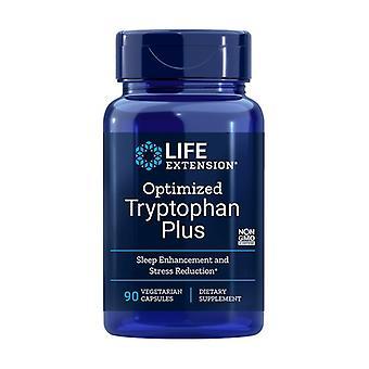 Optimised Tryptophan Plus 90 vegetable capsules
