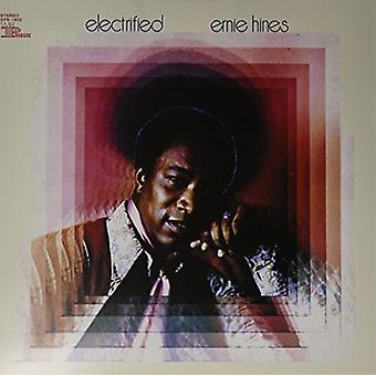 Ernie Hines - Electrified (LP) [Vinyl] USA import