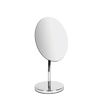 Sabichi Miami Chrome Plated Oval Mirror