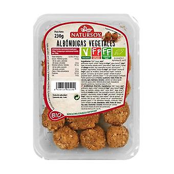 Bio Vegetable Meatballs 230 g