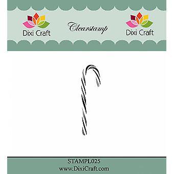 Dixi Craft Candy Stick Clear Stamp