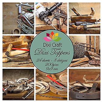 Dixi Craft Dixi Toppers 9x9cm Tools