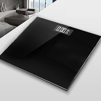 Smart Glass Elektronické USB nabíjení LCD displej Ce digitální váha tělesné hmotnosti