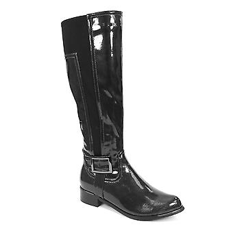 Lunar Isabella Black Long Boot