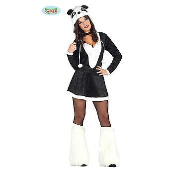 Sexy costume di partito di tema di Carnevale Panda per ladies orso Panda animale costume vestito