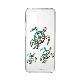 Hull For Xiaomi Mi 10 Lite Soft Family Turtle