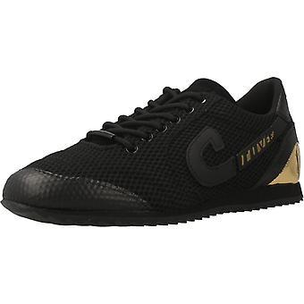 Cruyff sport/opstand kleur zwarte sneakers