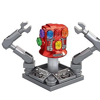 Building Blocks Action Figure