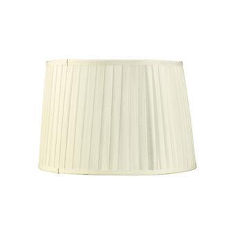 Round Shade Ivory 300, 350mm x 250mm