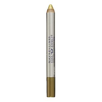 Maybelline Cool Effect Cooling Shadow/Liner, Cold Cash 23