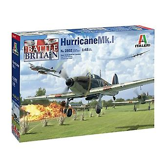 Italeri RAF Orkaan MK1 Battle of Britain 80th Anniversary