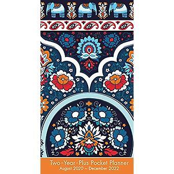 2021 Elephant TwoYearPlus Pocket Planner by Inc Sellers Publishing