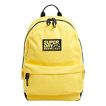 Superdry Classic Montana Backpack - Citrus Yellow
