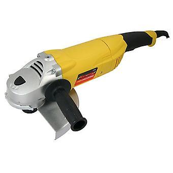 "Neilsen angle grinder 230 volt 230mm (4 1/2"") 2380 watt power spindle thread m14"