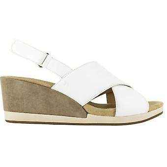Sandals With Wedge Benvado Olivia Bianchi And Sand