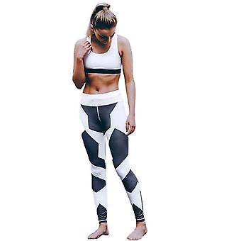 Womens Yoga Jogging Activewear Leggings