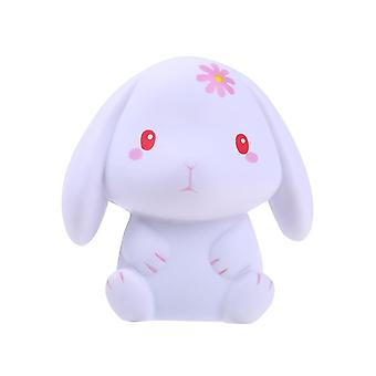 Big Rabbit Squishy- Cute Animal Squishies, Cream Scented Slow Rising Creative