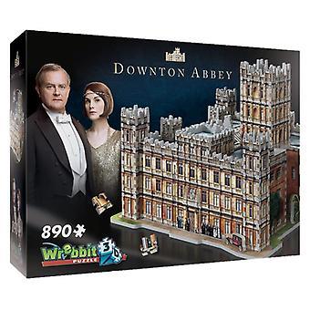 Wrebbit 3D Downton Abbey (890pc)