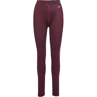 Trespass Womens Dainton Wicking Quick Dry Baselayer Trousers