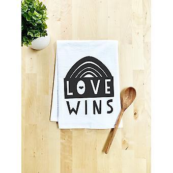Aşk Bulaşık Havlusu Kazandı
