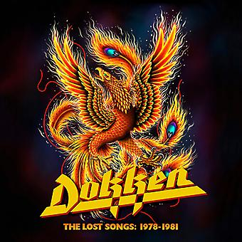 Lost Songs: 1978-1981 [CD] USA import