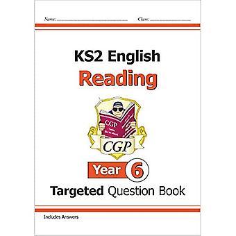 Novo KS2 inglês-livro de perguntas alvejado: leitura-ano 6