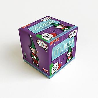 Plastacine jul modellering Kit Santa&apos, s lilla hjälpare