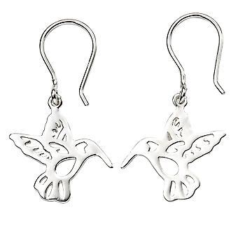 Ausschneiden Kolibri Ohrringe