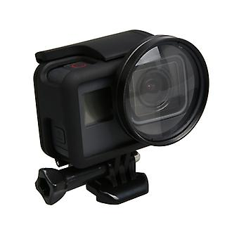 For GoPro HERO5 Sport Action Camera Proffesional 52mm 10X Macro Lens Close-up Filter