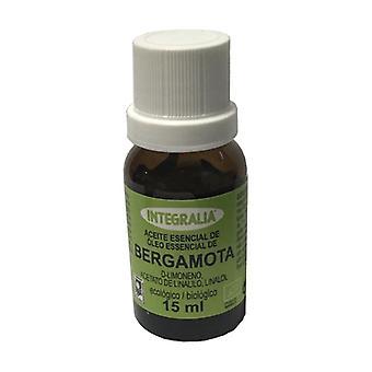 Organic Bergamot Essential Oil 15 ml of essential oil