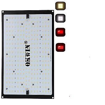 Ennakkomyy 120w / 240w Led Grow-light Board Samsung Lm301b Qb rakennettu