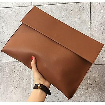 Briefcase Luxury Handbags, Envelope Clutch, Purse Bags, Men