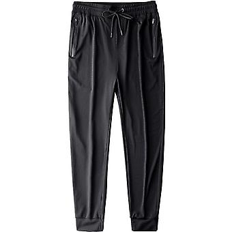 Summer Ice Cool Casual Breathable Lightweight Quick Dry Trousers