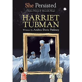 She Persisted by Pinkney & Andrea Davis