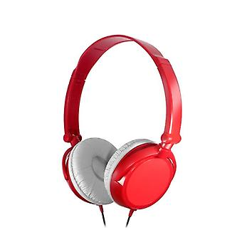 Wired Foldable  On-ear Earphones Without Microphone 3.5mm For Cellphones Laptop