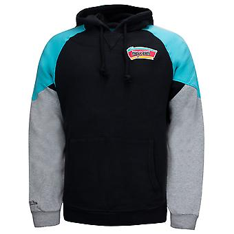 Mitchell & Ness Trading Block Hoodie San Antonio Spurs Colourblock Sweatshirt