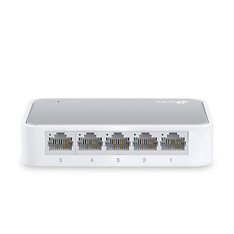 Switch/hub Ethernet desktop TP-link tl-sf1005d a 5 porte da 10/100 MBPS, splitter Ethernet, plug & play, n