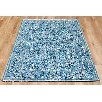 Valletta blauw tapijt