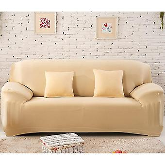 Elastic Plain Solid Stretch Tight Wrap All-inclusive Sofa Cover