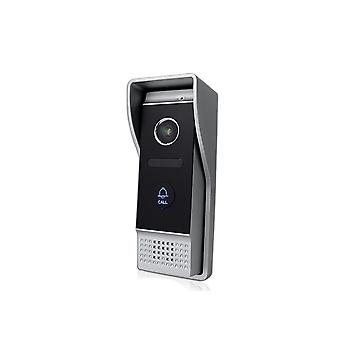 Panneau d'appel téléphonique de porte vidéo à 4 fils