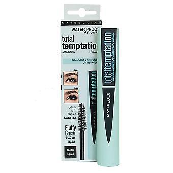 Maybelline Total Temptation Mascara 8.6ml Zwart Waterdicht