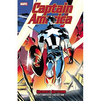 Captain America Heroes Return  The Complete Collection by Mark WaidKurt BusiekRoger Stern