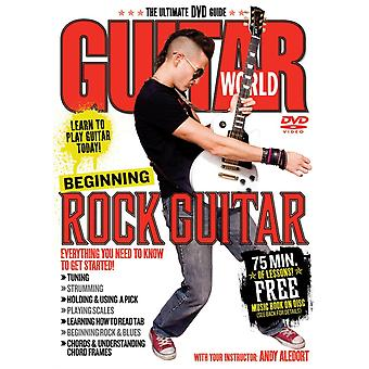 Guitar World : Beginning Rock Guitar -
