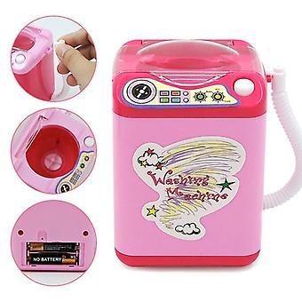 Mini Multifunction Kids Washing Machine Toy